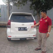 Polsek Jepon amankan pelaku penggelapan mobil rental