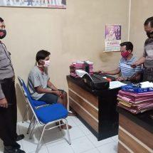 Jambret Tas Pelajar, Pria Asal Sumatera Selatan Diamankan Polisi Di Blora