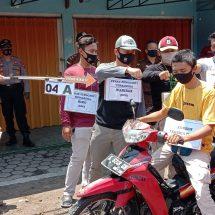 Rekonstruksi pengeroyokan pemuda di Cepu, 19 Adegan Diperagakan