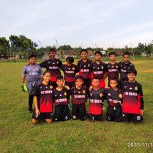 SSB Bhayangkara Blora U13 Menang Sepuluh Gol Tanpa Balas
