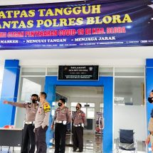 Sidak Kantor Satpas SIM, Kapolres :  Jangan Ada Pungli