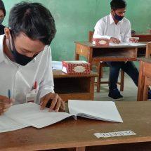 Desa Balong Gelar Tes Tulis Perangkat Desa, Kaur Keuangan Tes Ulang