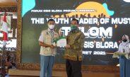 Gelar Musda ke-6. Mas Arief : Forum OSIS Blora Harus Berinovasi Mengikuti Perkembangan Zaman