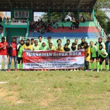 Edy Wuryanto Dukung Sepak Bola Putri di Blora