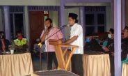 Rela Lepas Status Pagawai PDAM, M Sobirin Ingin Mengabdi di Desa