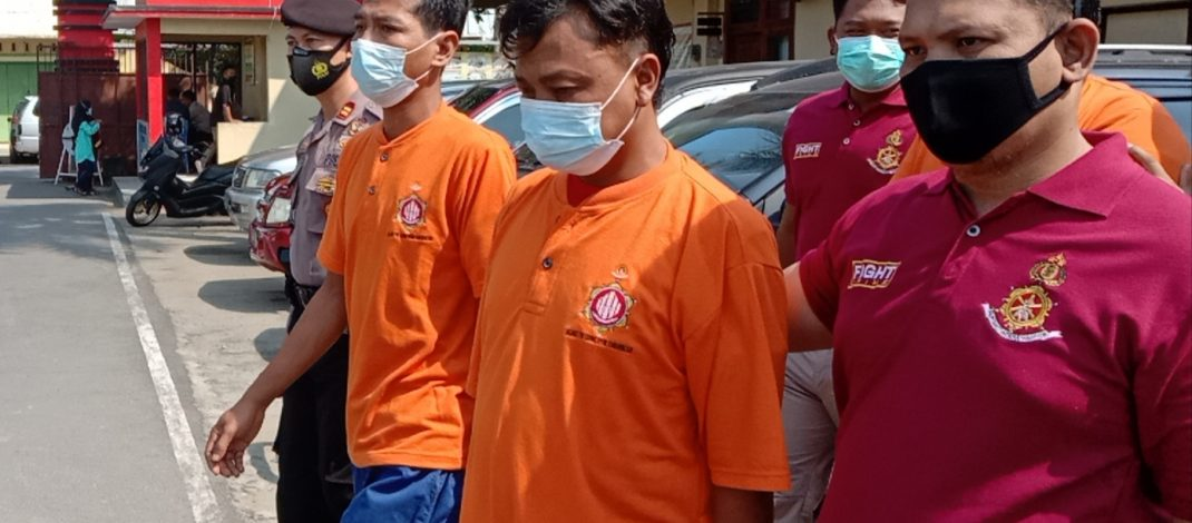 Lima Anggota PP Pelaku Curas di Pasar Jepon Dibekuk Polisi, Satu Buron
