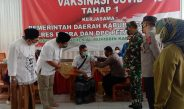 Upaya Percepatan Vaksinasi Covid-19, Pemkab Blora dan Polres Blora Gandeng Petanesia