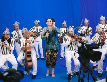 Sutra Dewangga, Album Keroncong Terbaru Indra Utami Tamsir Untuk Kawula Muda