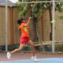 Jadi Tuan Rumah, Tim Tenis Blora Bidik 2 Emas di Porprov Jateng 2022