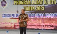 Pembangunan Perkantoran Bandara Ngloram Masih Membutuhkan Dana Rp. 30 Miliar