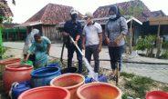 Gandeng PWI Blora, PT GMM Salurkan Bantuan Air Bersih Bagi Warga Terdampak Kekeringan