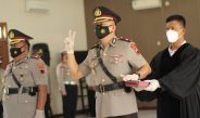 Wakapolres Blora Kompol Christian Chrisye Lolowang Resmi Gantikan Kompol Rubiyanto